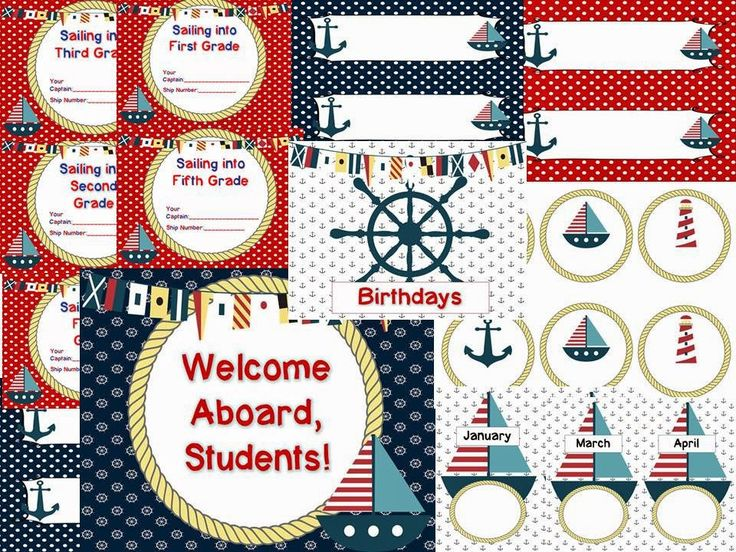 Anchor Classroom Decor ~ Images about nautical theme classroom on pinterest