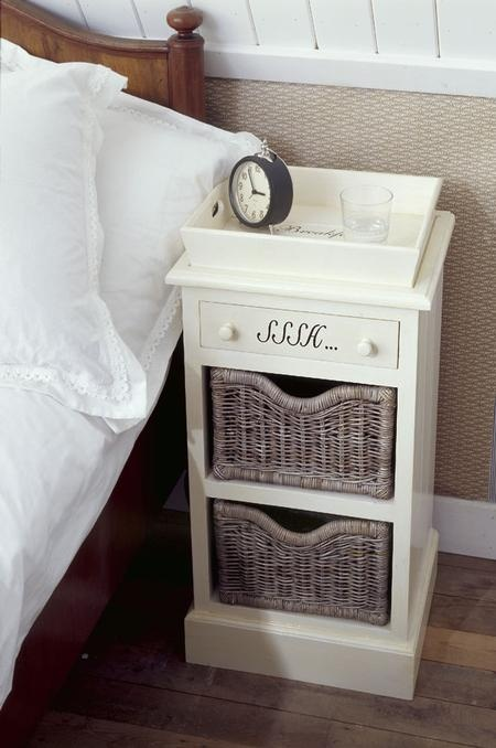 nightstand... The stupid SHHH letters, what is that the vibrators & whips drawer? Haha