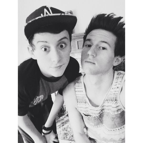 Pin by Bethany E on YouTubers | Ricky Dillon, Trevor moran ...