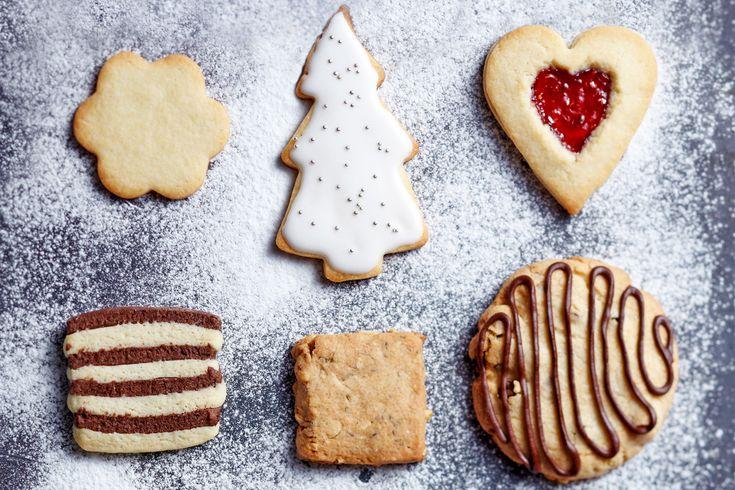 Niets zo heerlijk als homemade koek en snoep. En de lekkernijen in ons bakboek zien eruit alsof ze rechtstreeks bij de patisserie zijn gekocht. Prachtig voor Valentijnsdag. Wij delen daarom 3 dagen lang zoet geluk uit.Vandaag: dubbele jamkoekjes in hartvorm! Dit deeg vloeit tijdens het bakken nauwelijks uit, waardoor de koekjes hun vorm mooi behouden....