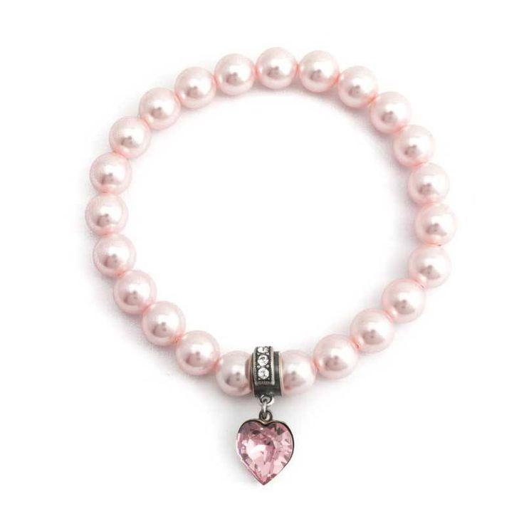 Koop de mooiste roze parel armbanden, oorbellen en colliers bij de nummer 1 in klassieke sieraden, Aurora Patina.