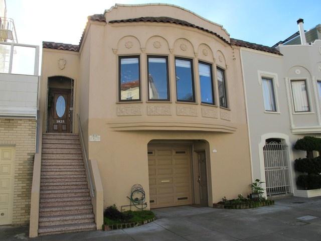 Vacation Rental in San Francisco - San Francisco Home in Marina District 1 bedroom