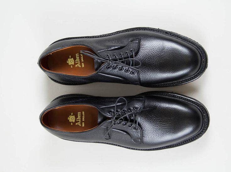 Alden for the bureau belfast black regina grain blucher for Bureau belfast