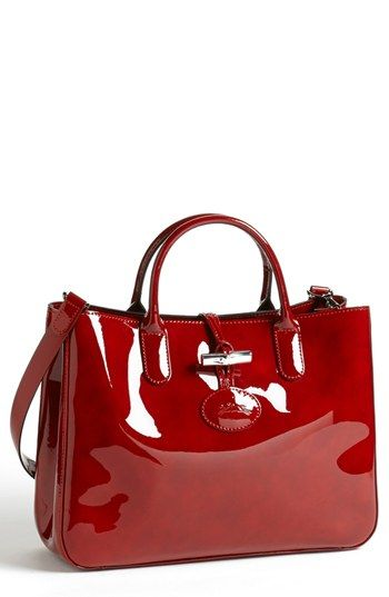 Longchamp \u0027Roseau Box - Medium\u0027 Tote