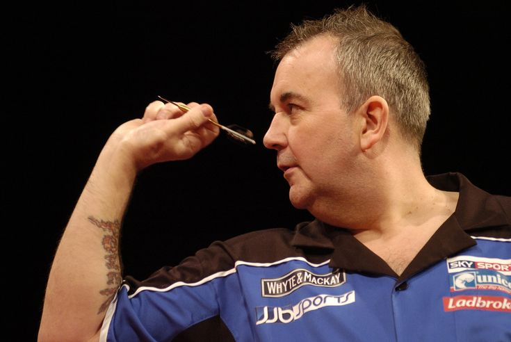 "Das Vermögen von Darts-Superstar Phil ""The Power"" Taylor"