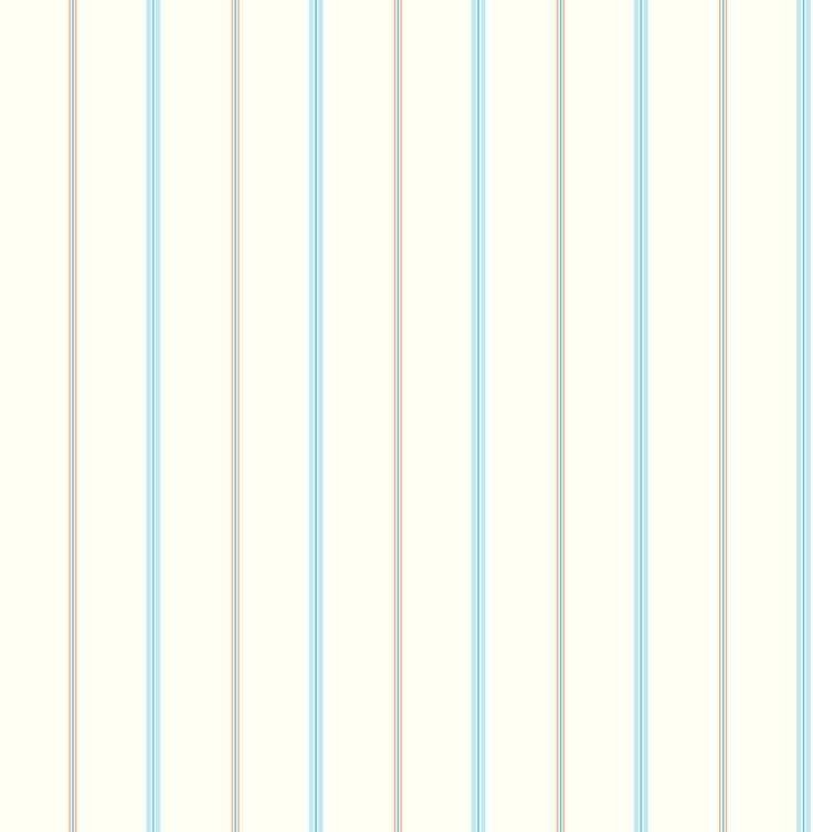 Albany Little Tailor Pin Stripe Blue Wallpaper 20 font