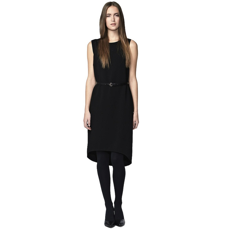 Hallhuber Kleid in schwarz, dress