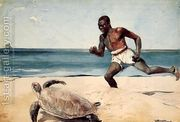Rum Cay  by Winslow Homer