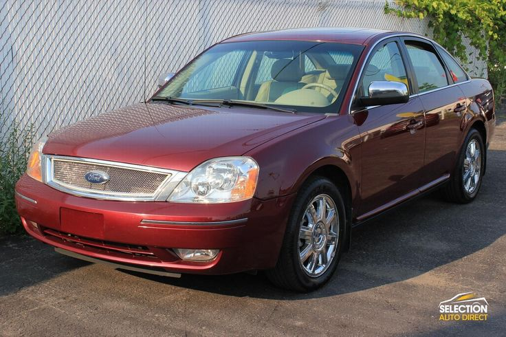 Ford Five Hundred Limited 2007