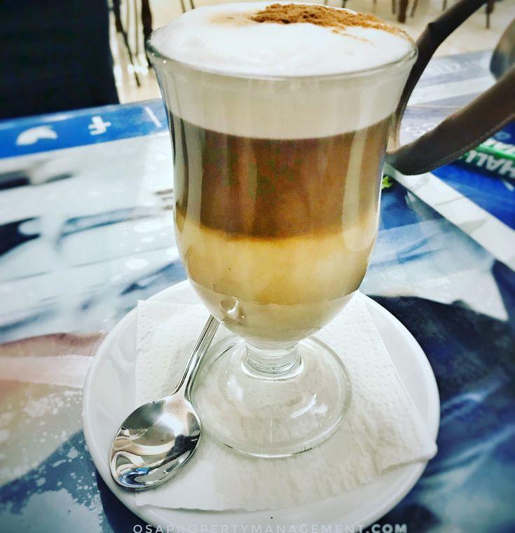 #coffee #cappuccino in #costarica