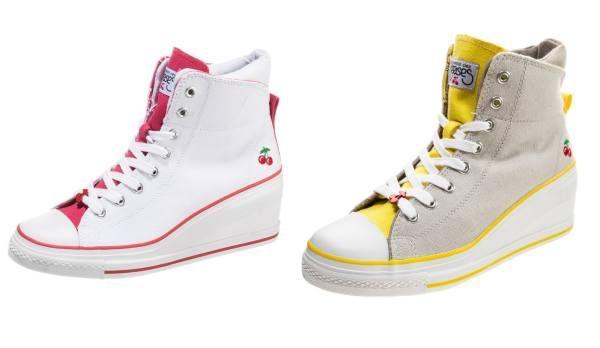 Le Temps Des Cerises Ltc New Vicki Botines De Cuña Grey Yellow botas y botines Yellow Vicki New Ltc Le Temps Grey Des De Cuña Cerises Botines Noe.Moda