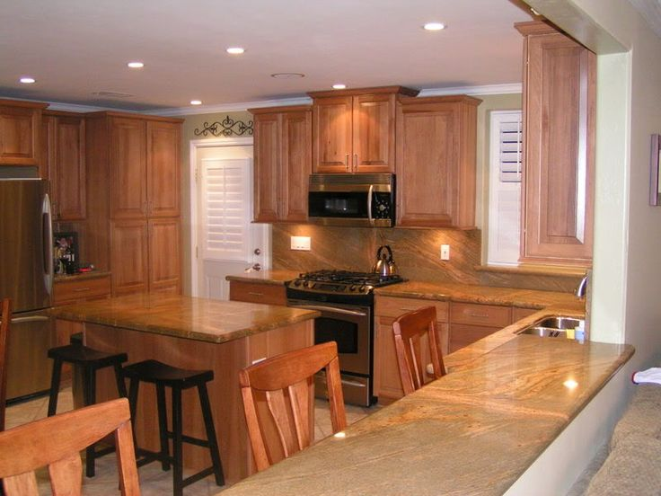 Choosing The Right Cabinet Finish Knotty Alder Cabinets