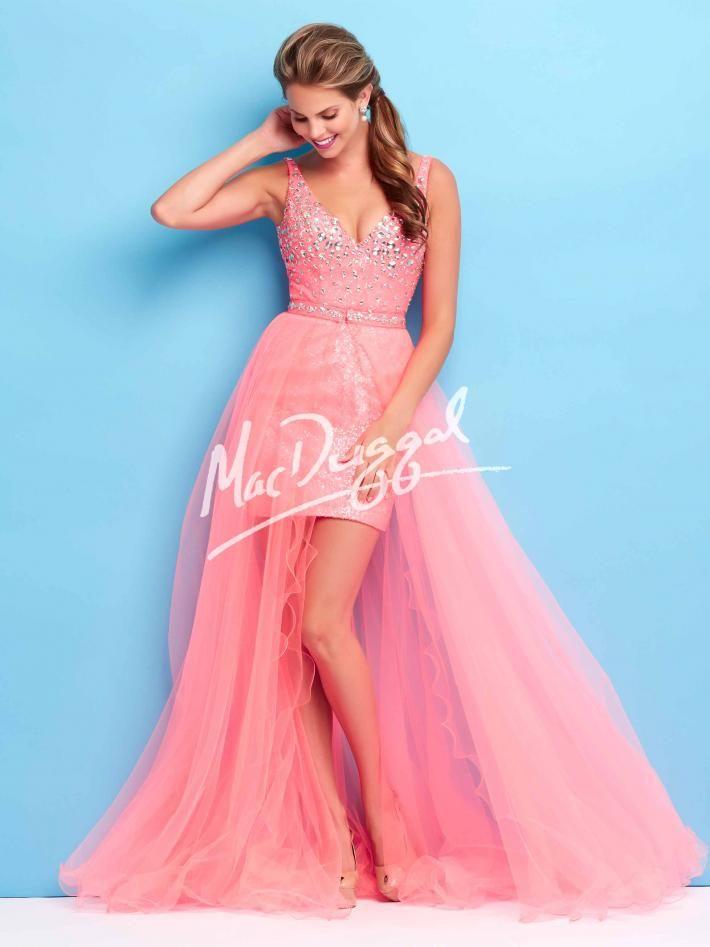 Flash Prom Dress