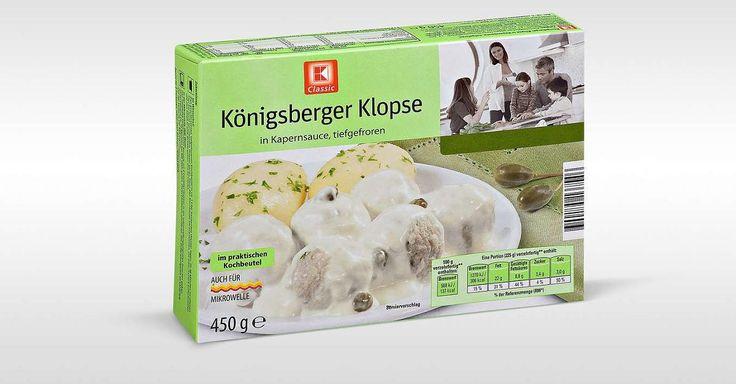 #Nach Salmonellen-Fund: Kaufland ruft Königsberger Klopse zurück - FOCUS Online: FOCUS Online Nach Salmonellen-Fund: Kaufland ruft…