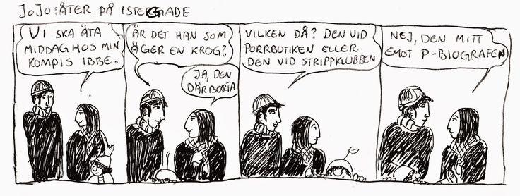 Jojo: Jojo, åter i Köpenhamn