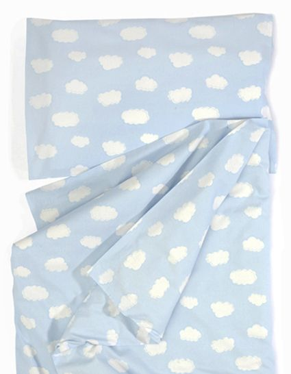 Piccu's Cloud Bed Linen to Baby