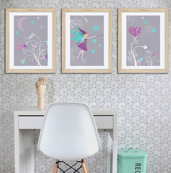 51 best décoration fée pour chambre de fille images on Pinterest