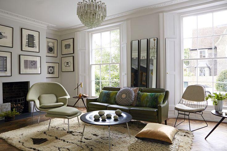 Maison victorienne à Hackney, Londres |MilK decoration