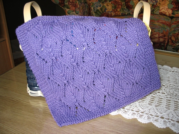 17 Best images about Knit I on Pinterest Cable, Dishcloth knitting patterns...