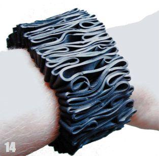 Rubber never looked so good « Bila + Design