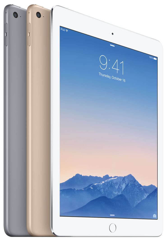 Test: Tablet – Testsieger Apple iPad Air 2