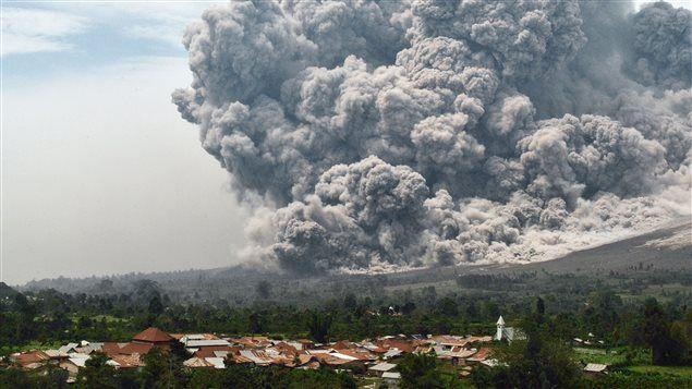 Construction: Et si les cendres volcaniques pouvaient remplacer le sable?