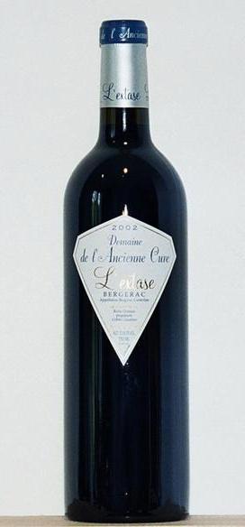Cuvées l'extase, vin monbazillac, côtes de Bergerac du Domaine de l'Ancienne Cure - Domaine ancienne cure
