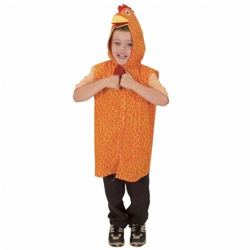 Animal Dress-Up - Rooster