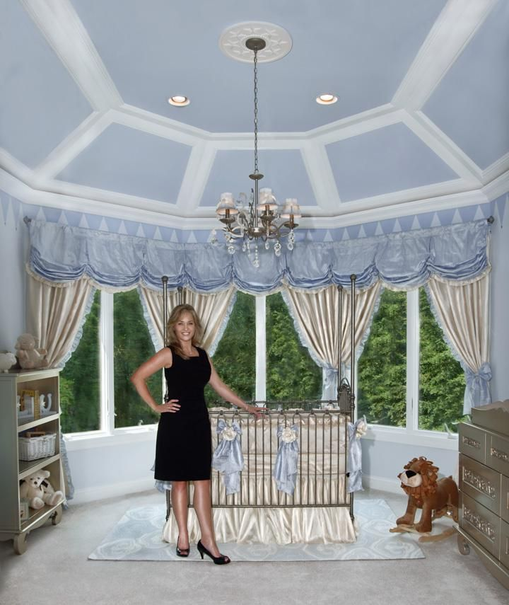 The most stylish celebrity nurseries and children's ...