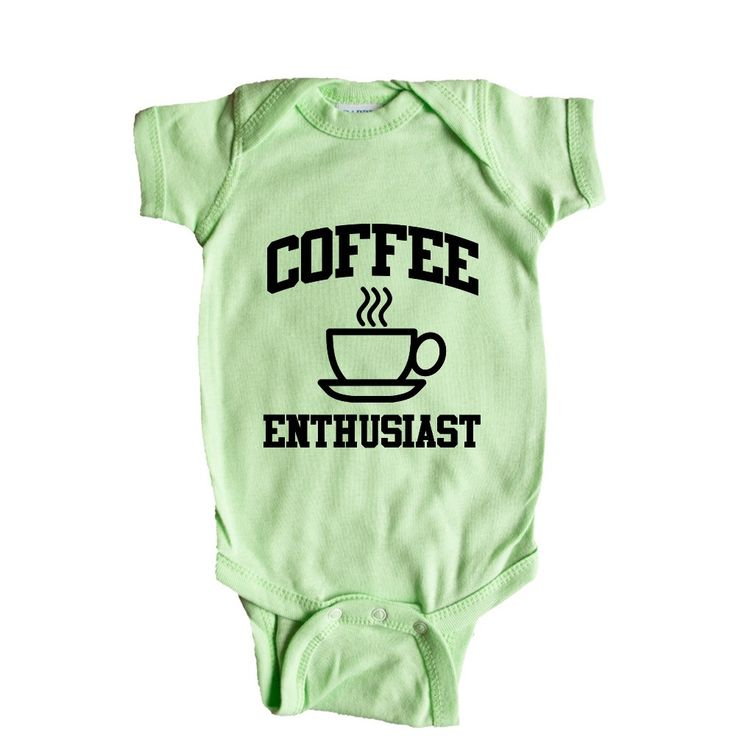 Coffee Enthusiast Funny First Thing I Need In the Morning Before Work Talkie Now Or I Can't Function Without It SGAL1 Baby Onesie / Tee