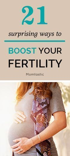 If you are having trouble getting pregnant, and plenty of people do — 12 percent of women ages 15 to 44 in the US have difficulty getting pregnant, according to the Centers for Disease Control — medical treatments like clomid and IVF don't have to be your first course of action. There are natural ways to boost your fertility, like these…
