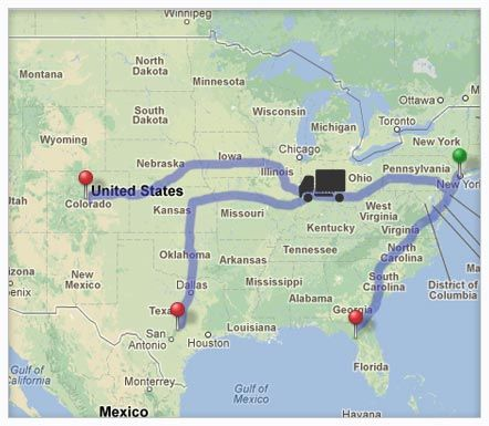Cross Country Movers | Find Long Distance Moving Companies Now! | uShip