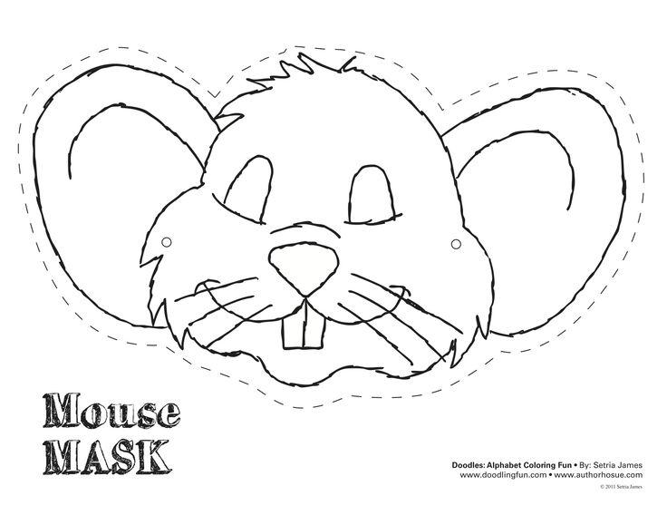 Мишка маска своими руками