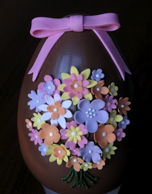 easter choc egg