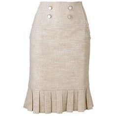Oli - Looking Glass Pencil Skirt
