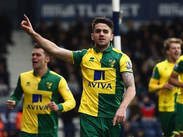 Report: Leicester City in talks with Norwich City winger Robbie Brady