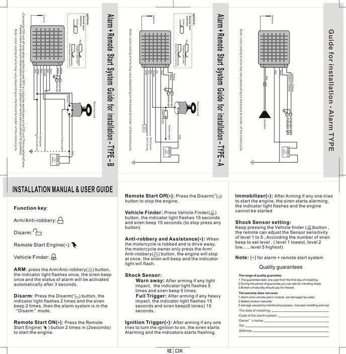Car Keyless Entry Wiring Diagram