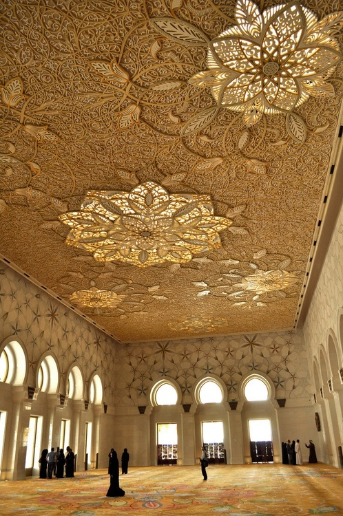 ceilings and windows