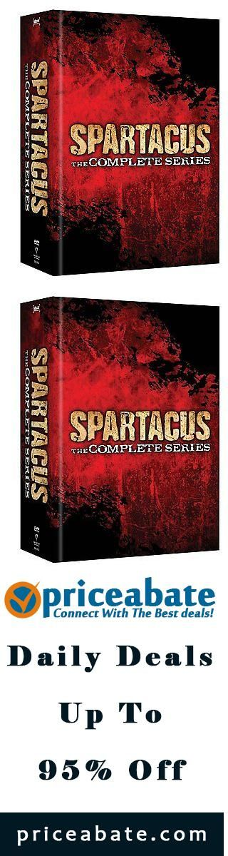 #priceabatedeals Spartacus The Complete Series Season 1-4 (1 2 3 & 4) ~ BRAND NEW 13-DISC DVD SET - Buy This Item Now For Only: $62.72