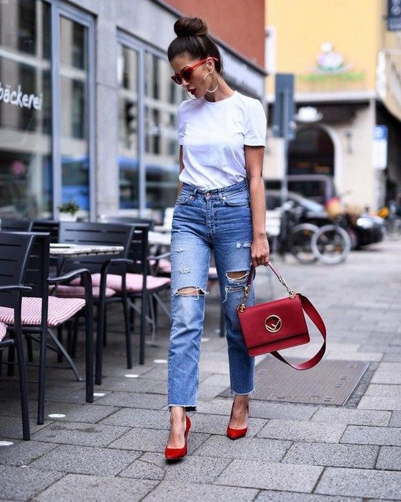 Stylish Spring Outfits For Women