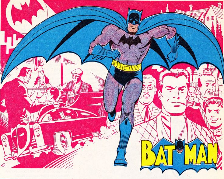"comicbookvault: ""GOLDEN AGE BATMAN By Dave Gibbons (1984) """