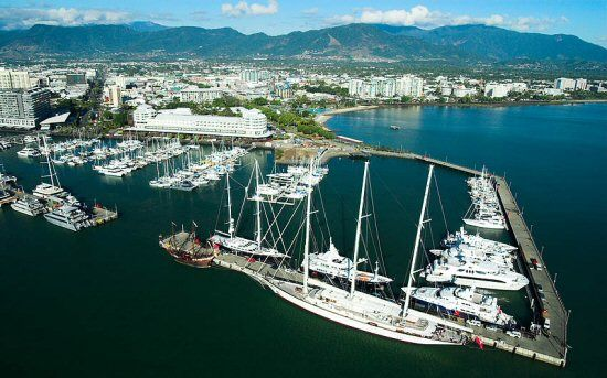 Cairns - one of my favorite Aussie destinations! Must go back.