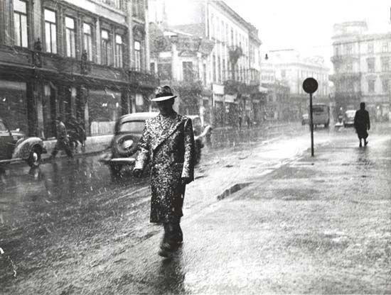 Nicolae Ionescu, Shadows in Bucharest