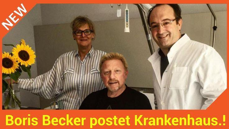 Was ist denn da los? Nach den Gerüchten um eine Ehekrise zwischen Boris Becker und seiner Frau Lilly (41) sorgt der ehemalige Tennis-Star nun erneut für Schlagzeilen: Boris liegt im Krankenhaus!   Source: http://ift.tt/2uOAftZ  Subscribe: http://ift.tt/2rHvFew unvermittelt: Boris Becker postet Krankenhaus-Pic!