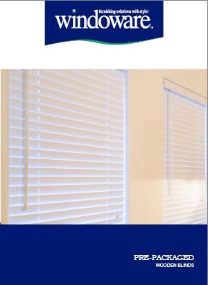 DIY Wooden Venetian Blinds |