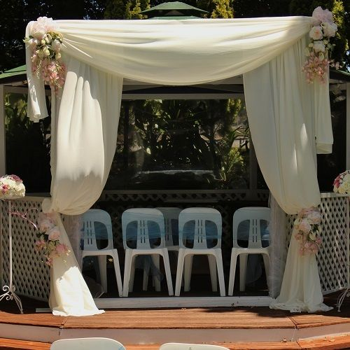 Covers Decoration Hire | Wedding Arch Rental From Covers Decoration Hire