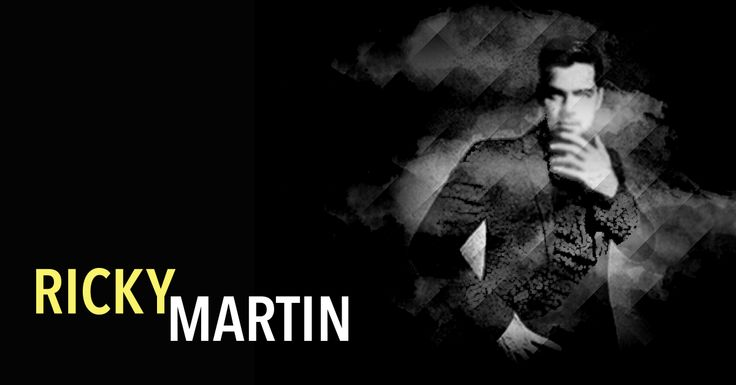 """Are you """"Livin La Vida Loca?"""" Ricky Martin is going on tour! Check out tour dates and find your seats today: http://www.ticketliquidator.com/tix/ricky-martin-tickets.aspx?utm_source=pinterest&utm_medium=social&utm_content=free&utm_campaign=rickymartin"""