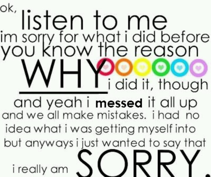 Messed Up Best Friend I M Sorry Quotes: 17 Best Forgive Me Quotes On Pinterest