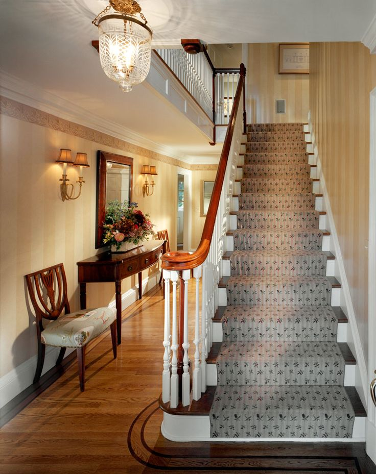 17 best images about design details stairs and entryways for Georgian staircase design