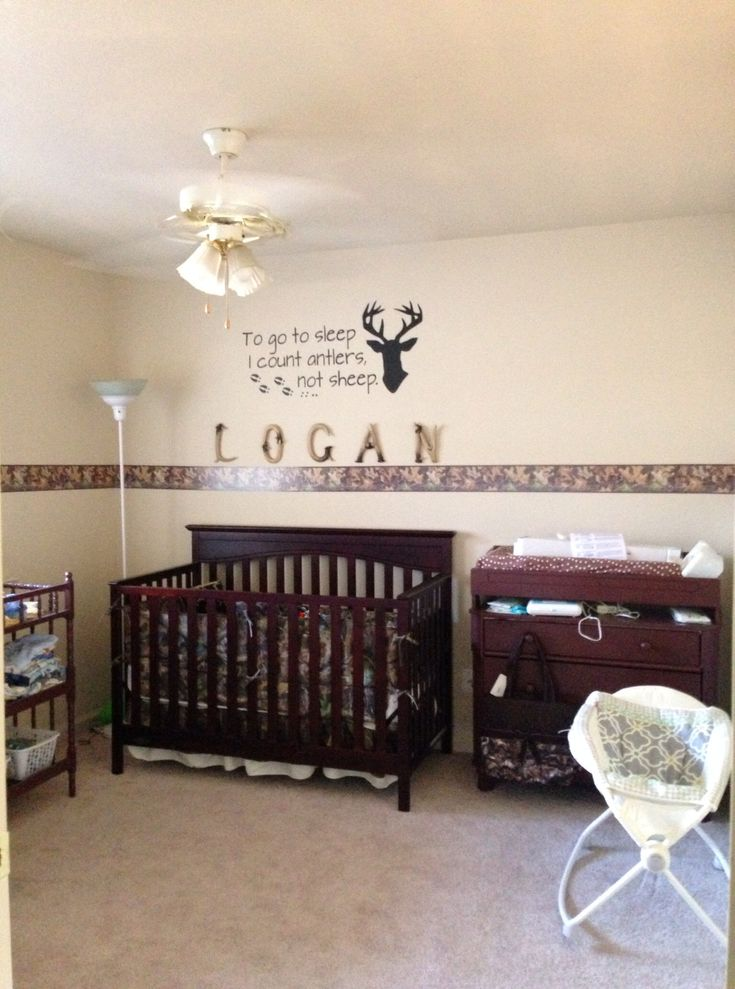 Camouflage Nursery Thenurseries